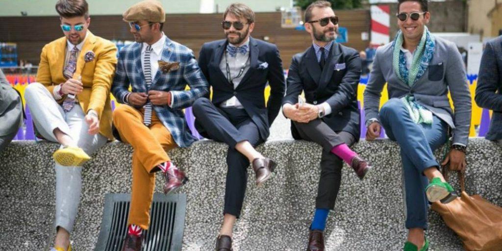 Mode masculine italienne