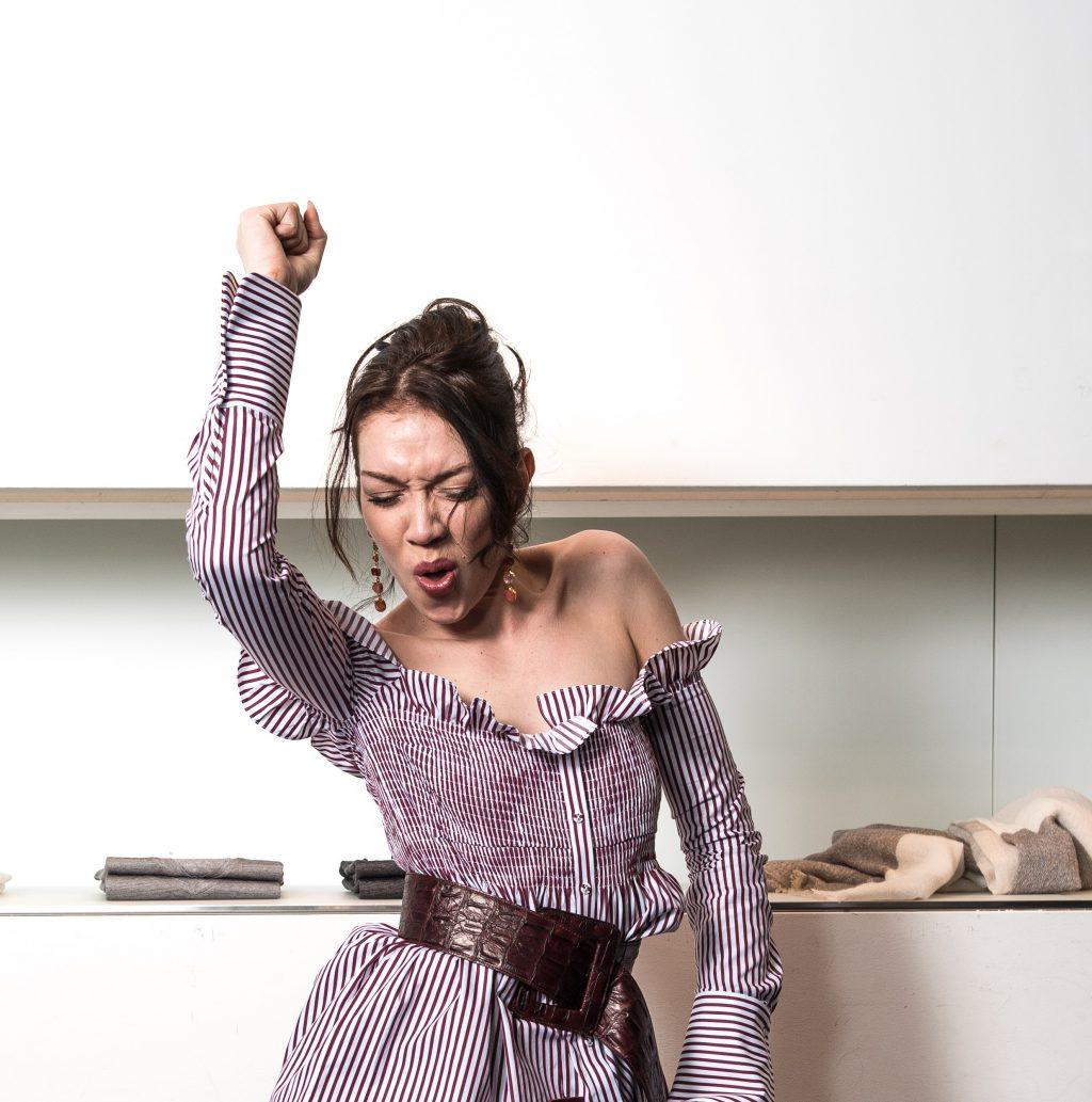 victoria beckham fashion blog