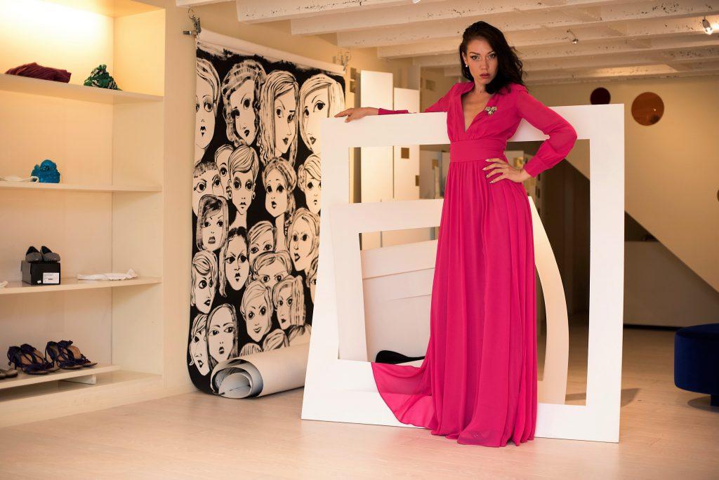 Daniella Helayel dress
