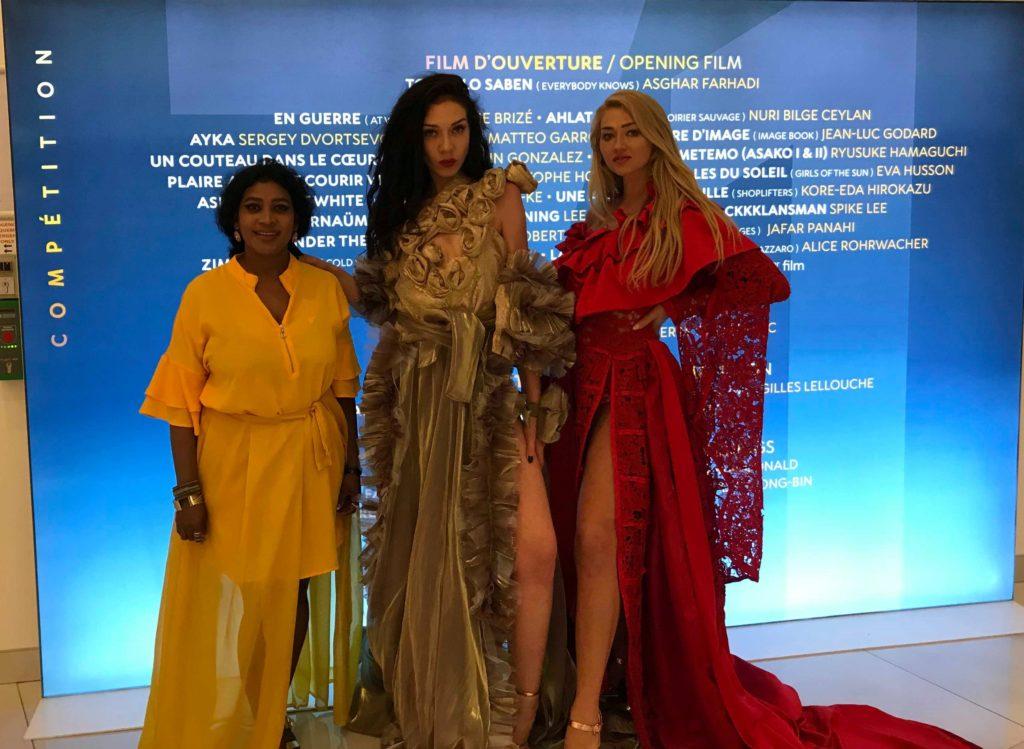 cannes film festival cérémonie d'ouverture fashion blog