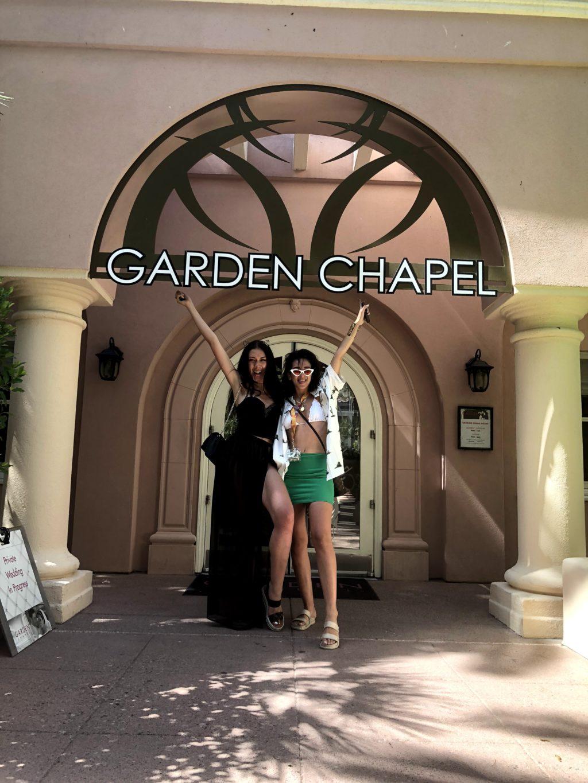 mariage à las vegas girl's trip