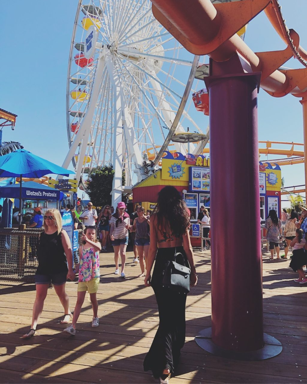 instagram santa monica inspiration photo