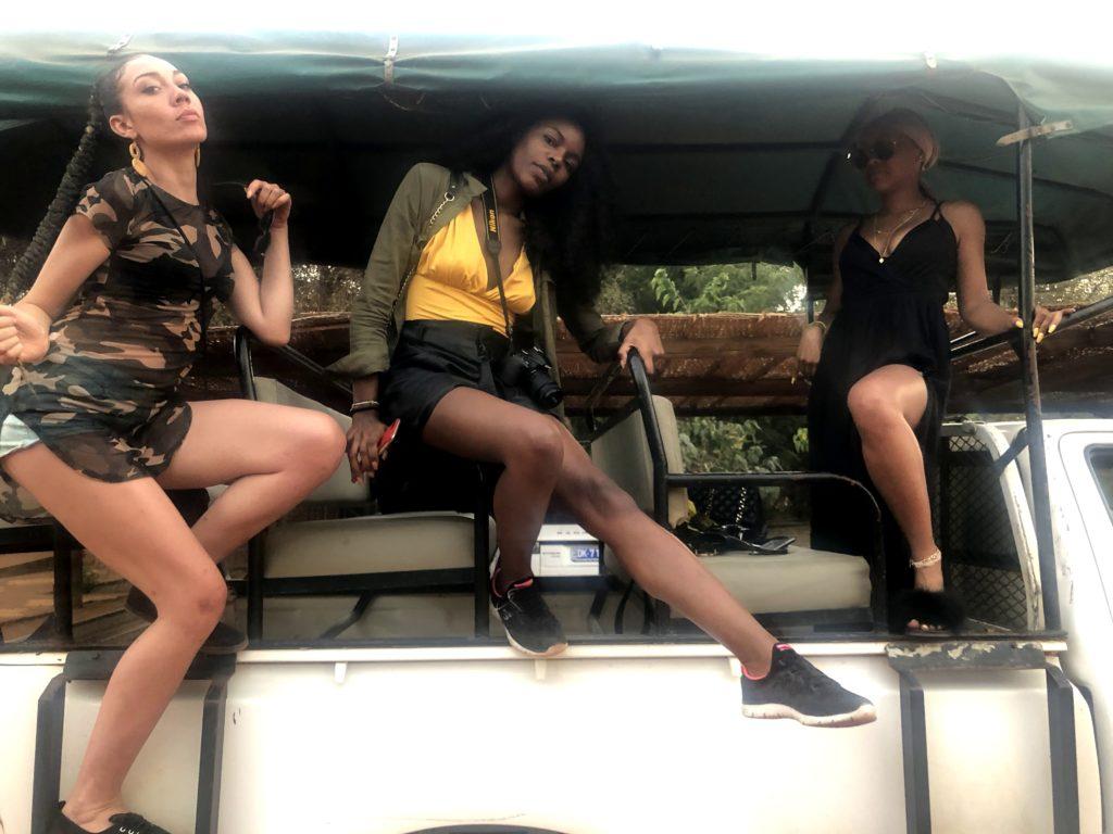 bondia reserve afrique travel vlog