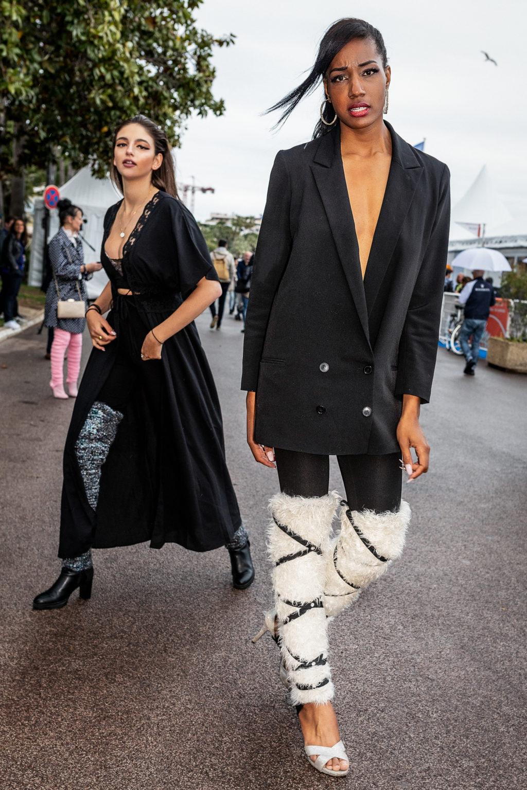 pimp'up accessoire de mode pour chaussure femme cuissardes